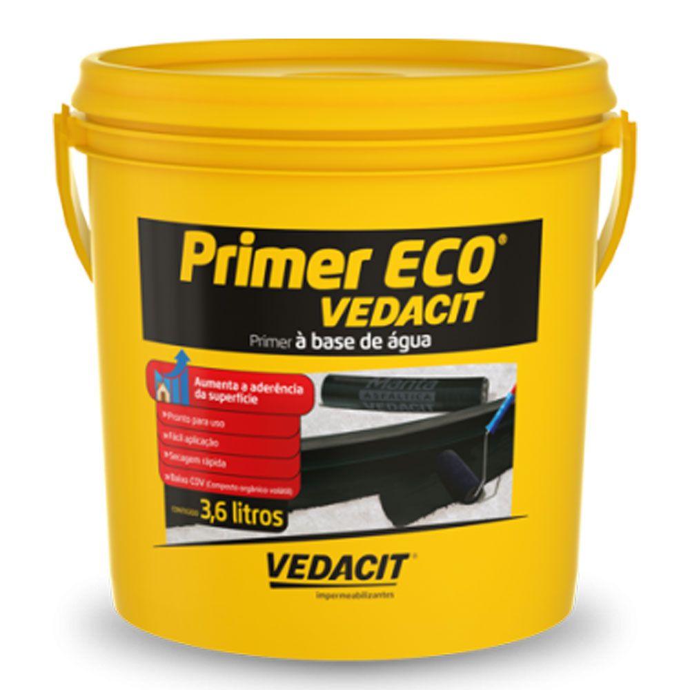 Primer Eco 3,6lt - Vedacit