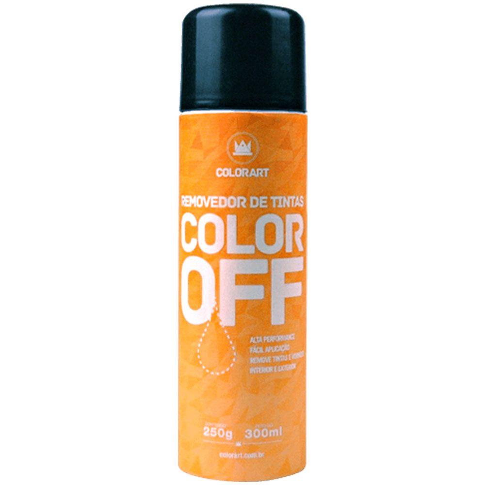 Spray Removedor de Tinta ColorOFF 300ml - Colorart