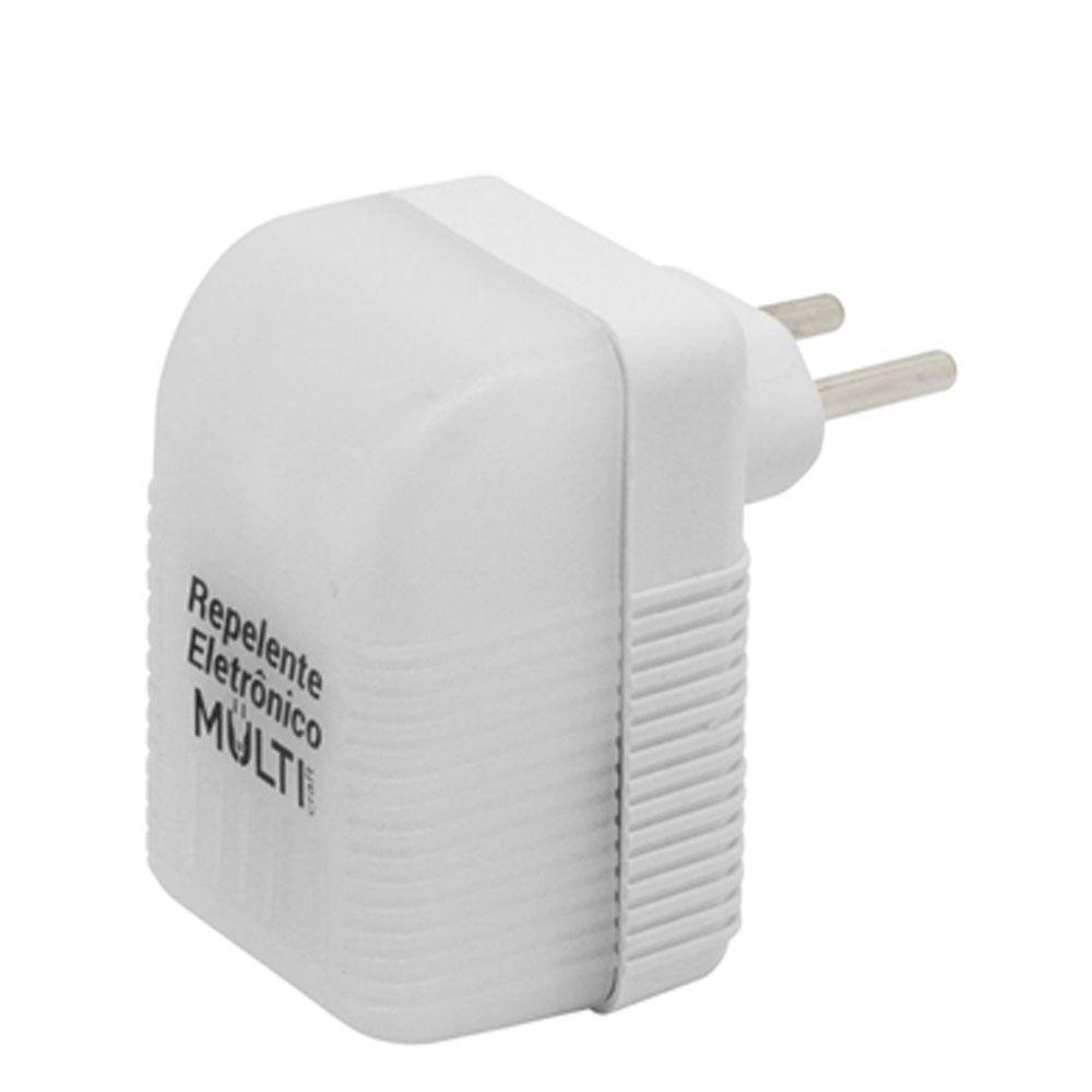 Repelente Eletrônico Insetos Bivolt - Multicraft