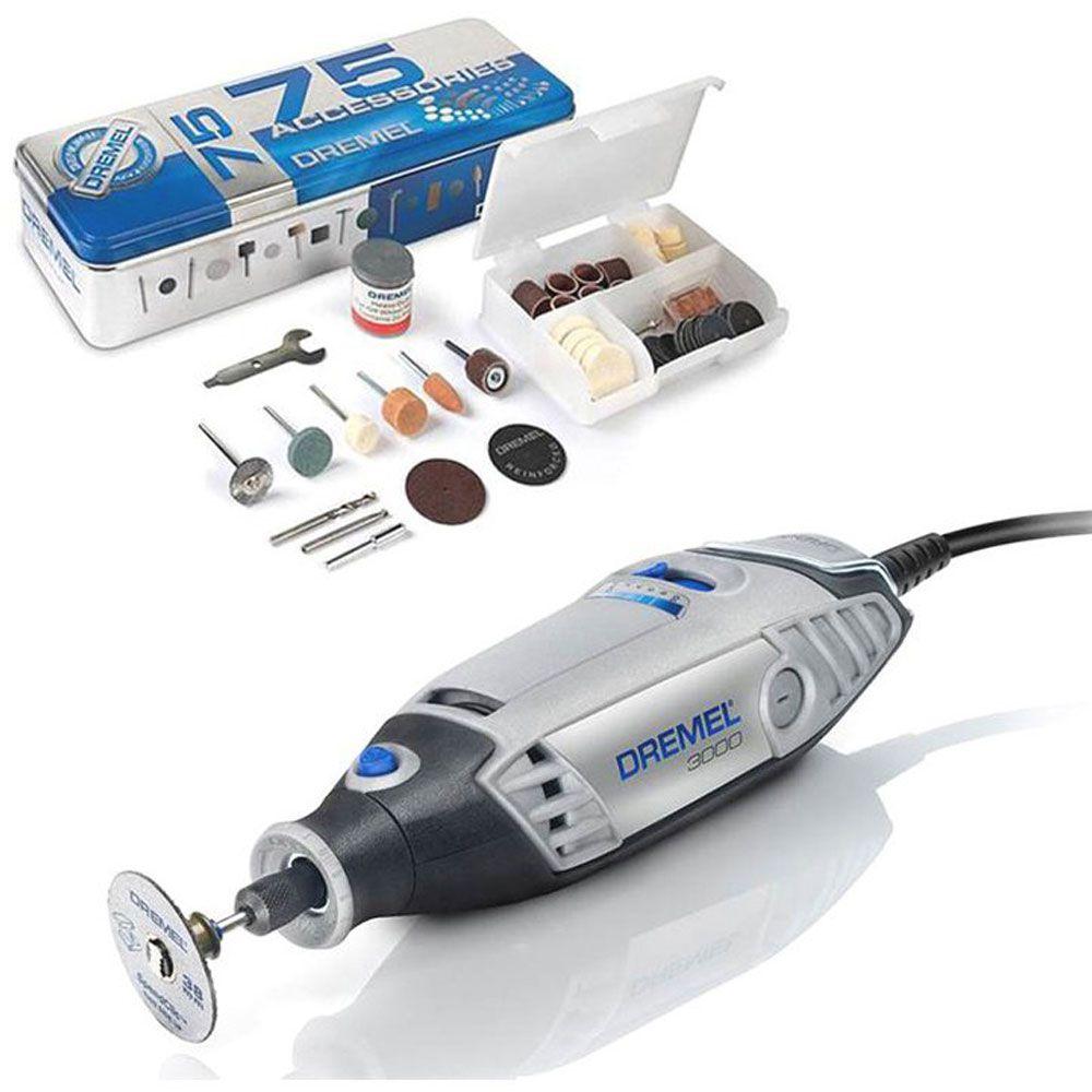 Microrretífica Série 3000 90W 220V - DREMEL