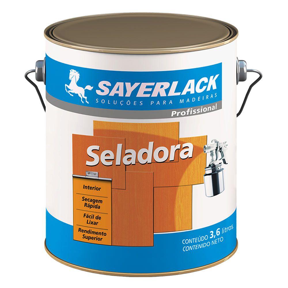 Seladora para Madeira Extra 3,6L - Sayerlack