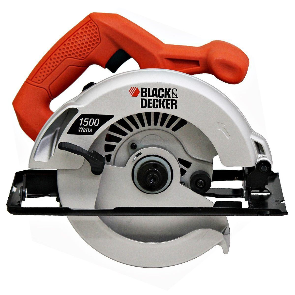 Serra Circular 7-1/4'' CS1024-BR 1500W 184mm 127V - Black+Decker