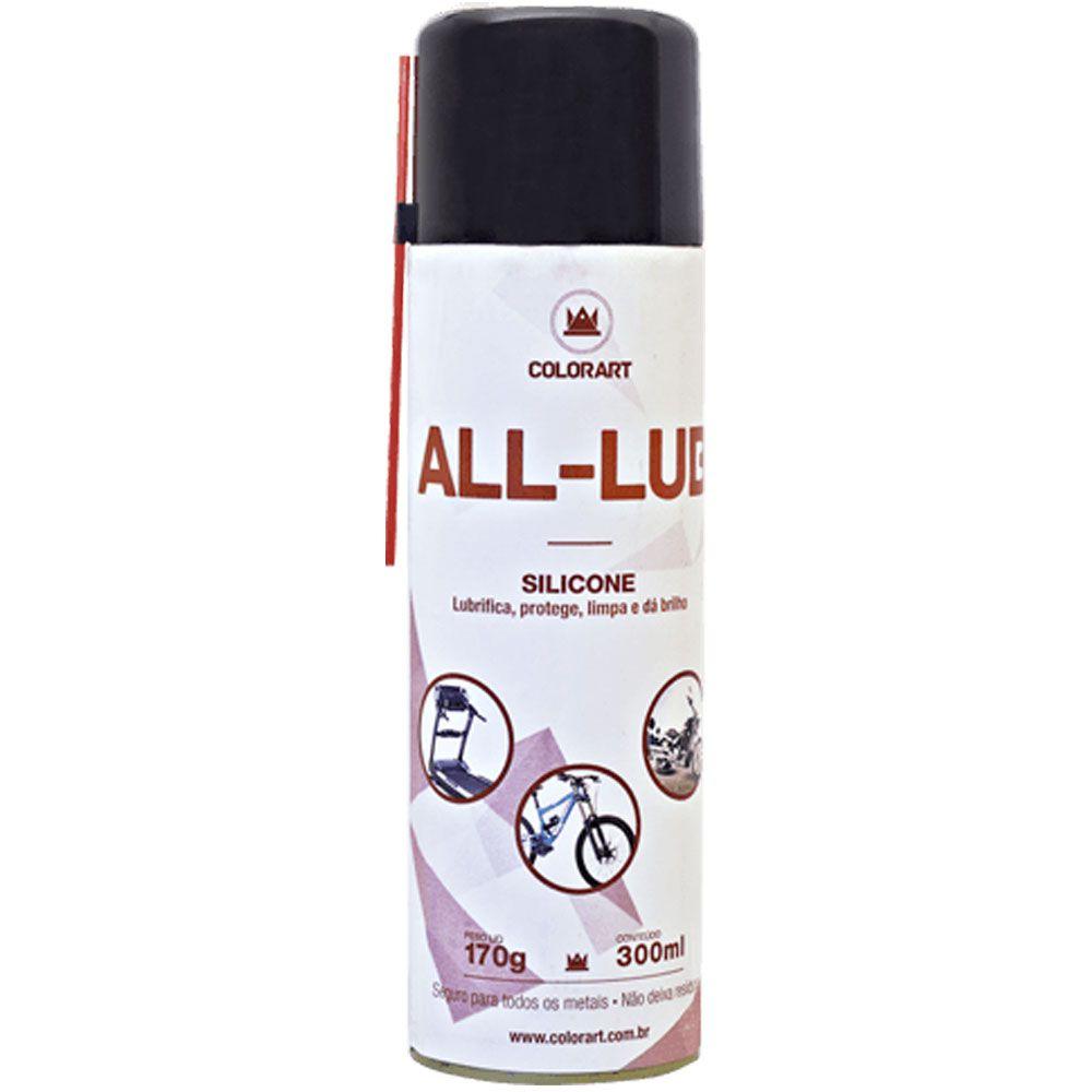 Silicone Spray All-Lub 300ml - Colorart