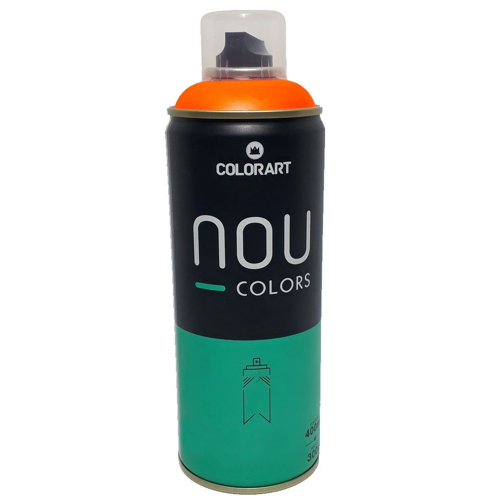 Tinta Spray Luminoso Nou Colors 400ml - Colorart