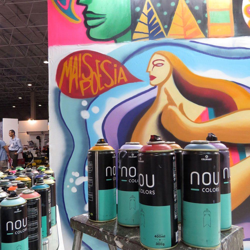 Tinta Spray Nou Colors 400ml - Colorart