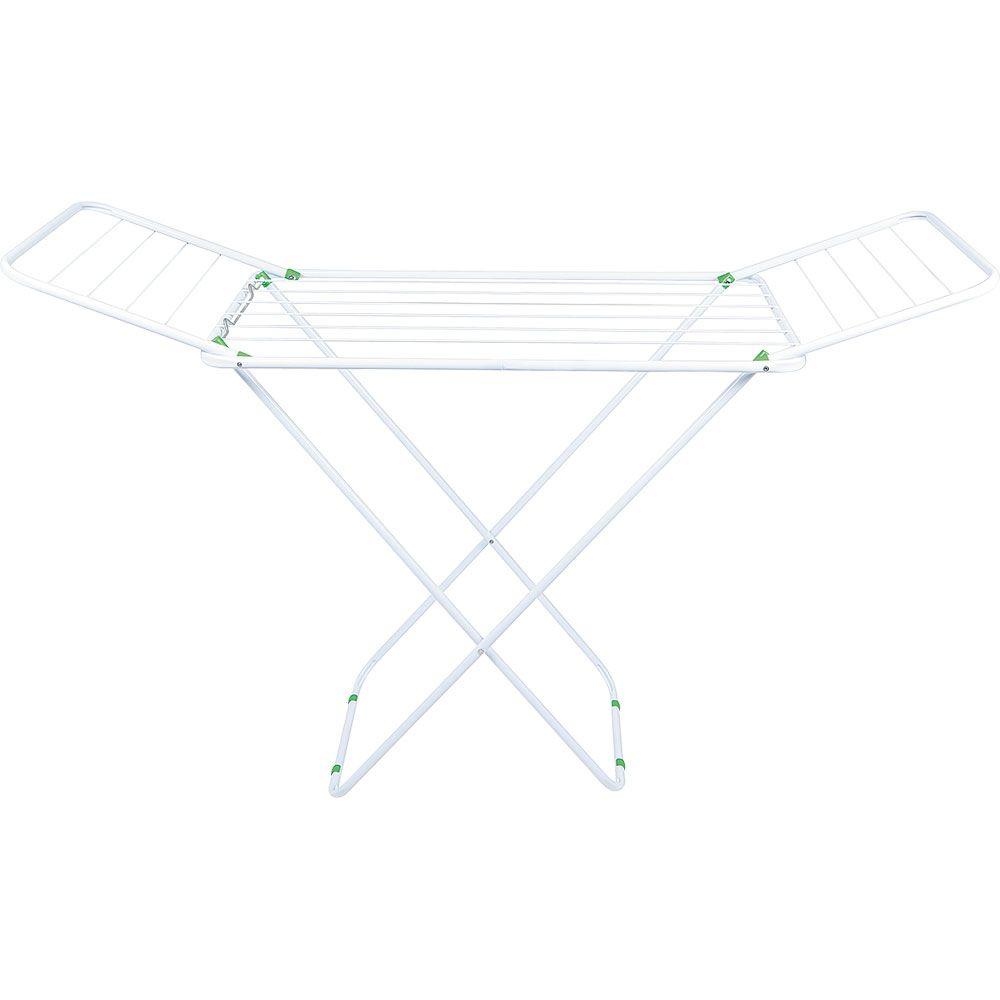 Varal de Chão Abas Slim 0,89 x 1,44m 15kg - Mor