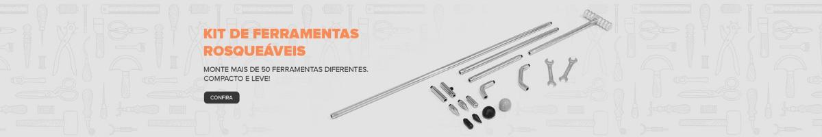 Kit de Alavancas com Pontas de Nylon