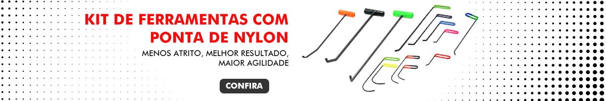 Kit Ferramentas com ponta de nylon