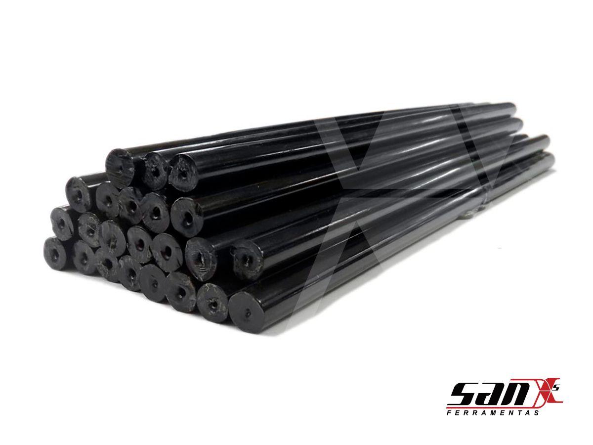 Bastão de cola quente 11 mm | 1 kg | Black