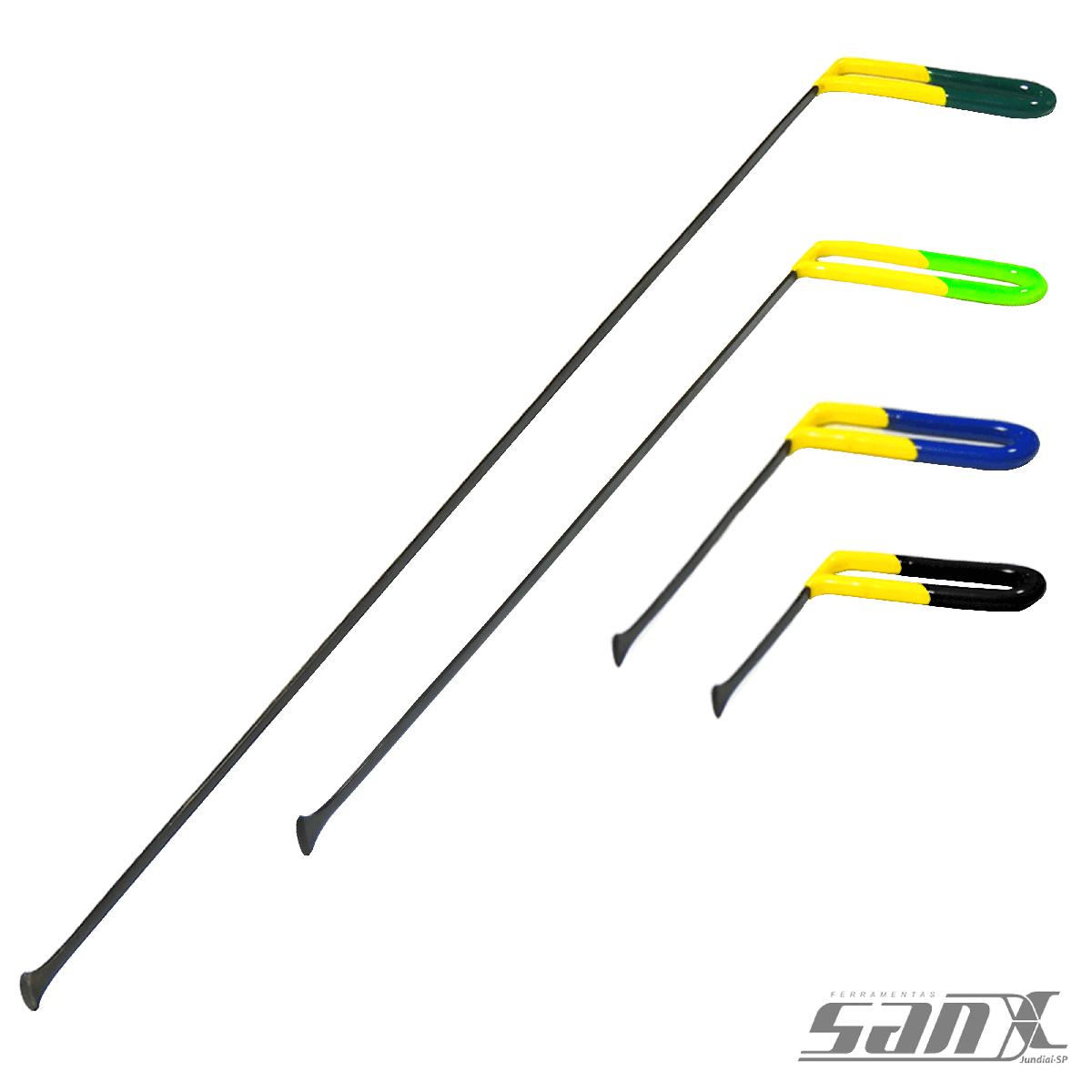 Kit Rabo de Peixe - ponta 20 mm - 4 PCS