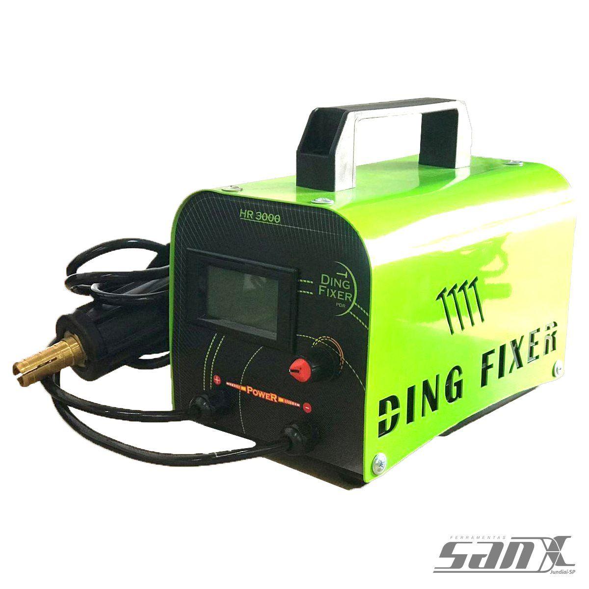 MAQUINA DE ENCOLHER CHAPA - DING FIXER HR-3000