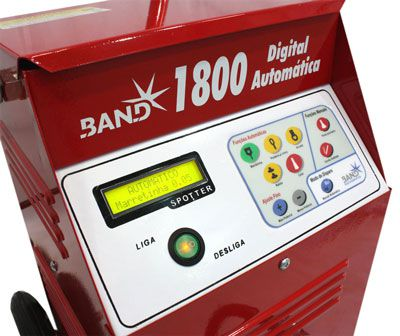 Repuxadora Digital/Automatica - Spotter 1800 - BAND