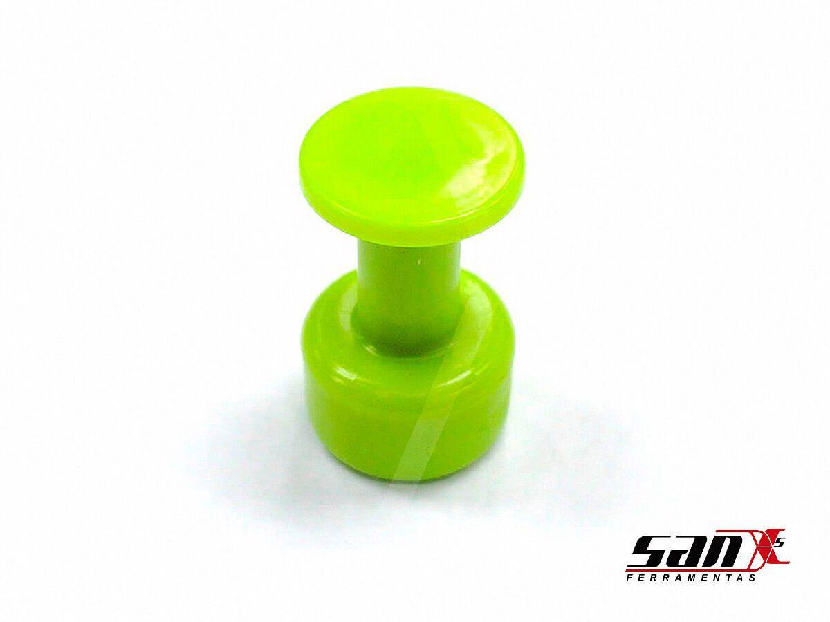 VENTOSA REDONDA VERDE 12 mm - GANG GREEN