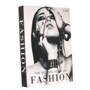 Book Box - Livro Caixa The Golden Book Of Fashion N°3