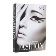 Book Box - Livro Caixa The Golden Book Of Fashion N°2