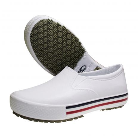 TENIS SOFT WORKS EVA REF BB80 BRANCO No 35