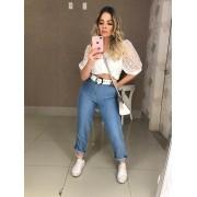 Calça jeans molinho