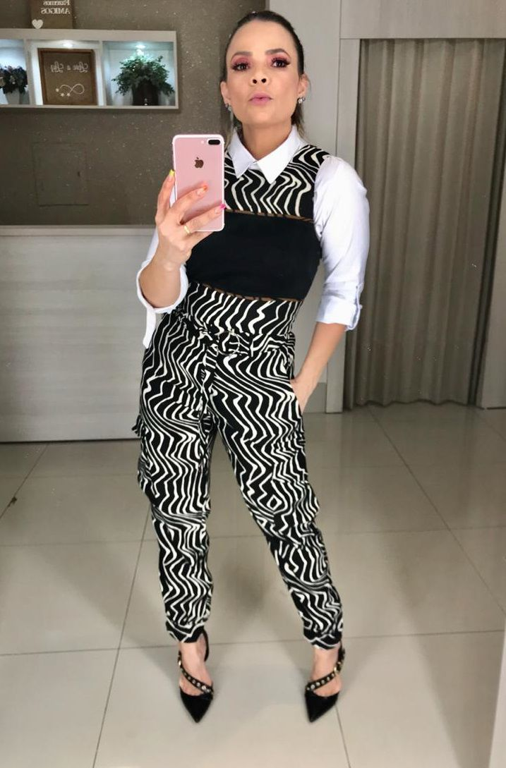 Conjunto zebra