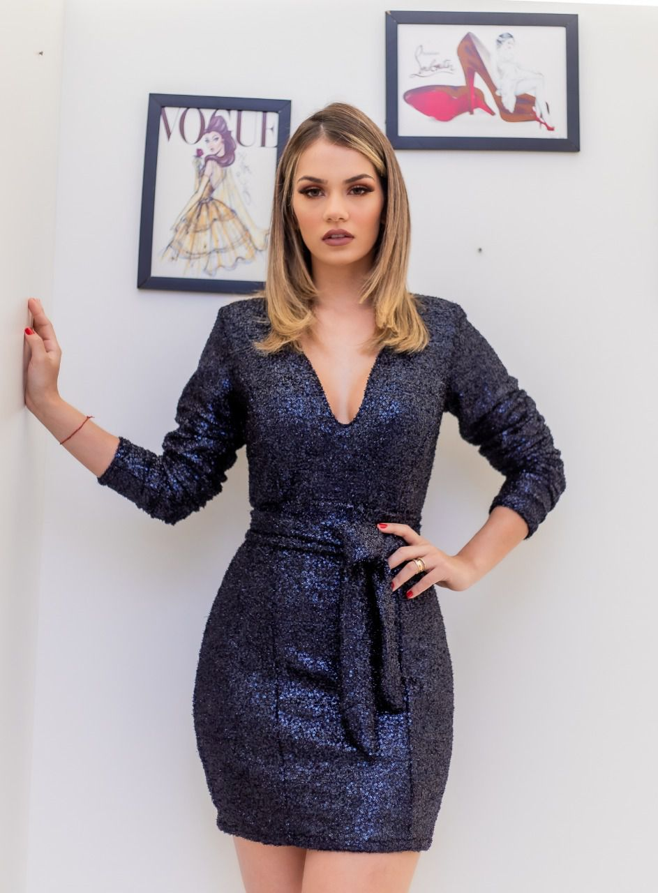 Vestido Sibele