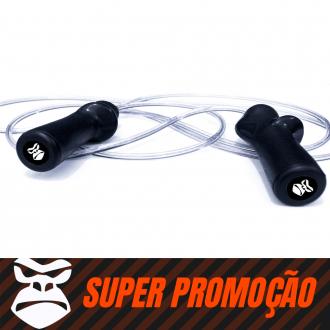 Corda De Pular Com Cabo De Aço MMA Boxe Muay-Thai - Gorilla