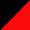 Preto e vermelho