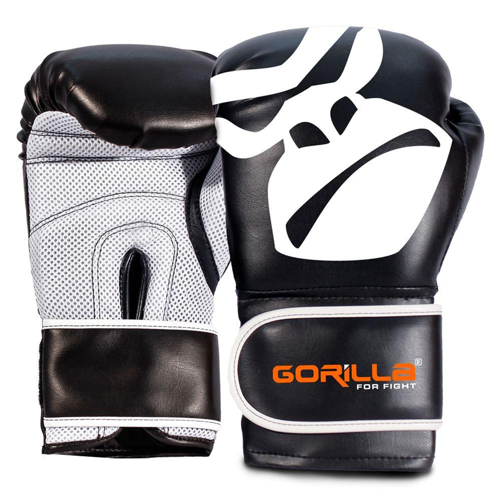 Luva De Boxe Muay-Thai Profissional 14 Oz - Gorilla