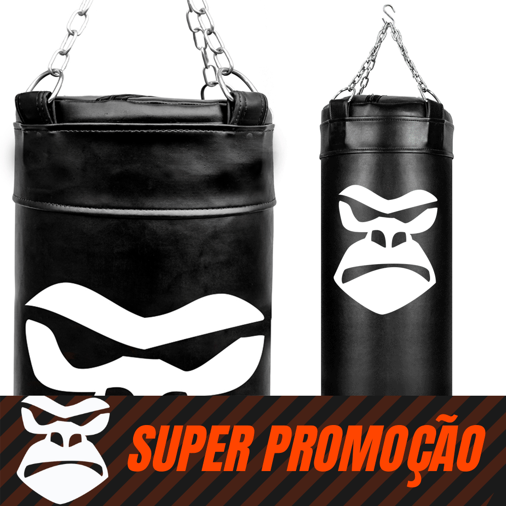 Saco De Pancada Profissional 100x90 - Gorilla