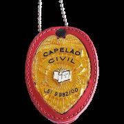 02 DISTINTIVO CAPELÃO CIVIL