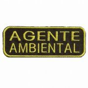 BORDADO - AGENTE AMBIENTAL