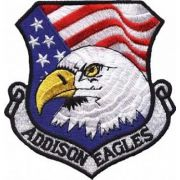 BORDADO PATCHES - ADDISON EAGLES