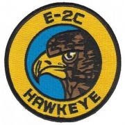 BORDADO PATCHES - E-2C HAWKEYE