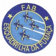 BORDADO PATCHES - EDA AZUL