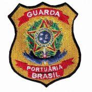 BORDADO PATCHES - GUARDA PORTUÁRIA BRASIL