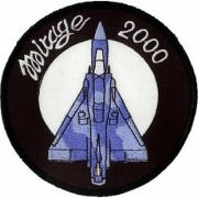 BORDADO PATCHES - MIRAGE 2000
