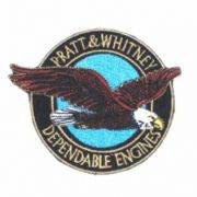 BORDADO PATCHES - PRATT & WHITNEY