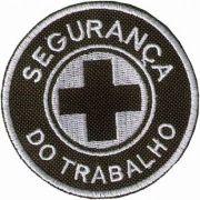 BORDADO PATCHES - SEGURANÇA DO TRABALHO