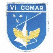 BORDADO PATCHES - VI COMAR