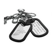 DOG TAGS - AERONÁUTICA (56A)