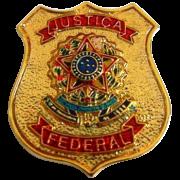 PIN BRASÃO - JUSTIÇA FEDERAL