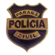 PIN BRASÃO - POLÍCIA CIVIL PARANÁ