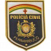 PIN BRASÃO - POLÍCIA CIVIL PERNAMBUCO
