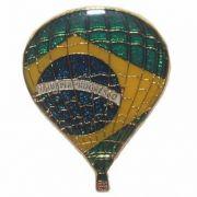 PIN COLORIDO - BALÃO BRASIL