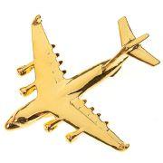 PIN DOURADO - C-17 Globemaster III - PD (4A)