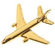 PIN DOURADO - DC-10 - PD (4F)