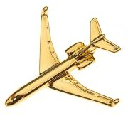 PIN DOURADO - GLOBAL EXPRESS - PD (5C)