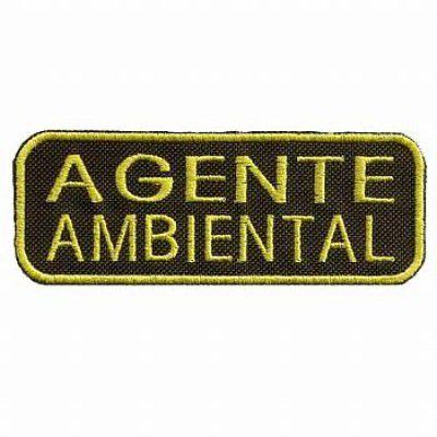 BORDADO - AGENTE AMBIENTAL