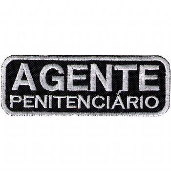 BORDADO - AGENTE PENITENCIÁRIO