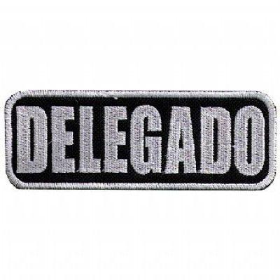 BORDADO - DELEGADO