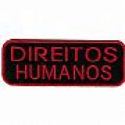BORDADO - DIREITOS HUMANOS