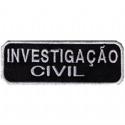 BORDADO - INVESTIGAÇÃO CIVIL